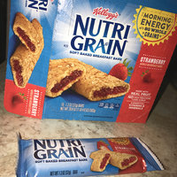 Kellogg's® Nutri-Grain® Soft Baked Strawberry Breakfast Bars uploaded by Ana V.