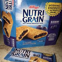 Kellogg's® Nutri-Grain® Soft Baked Blueberry Breakfast Bars uploaded by Ana V.