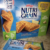 Kellogg's® Nutri-Grain® Cereal Bars Apple Cinnamon uploaded by Ana V.