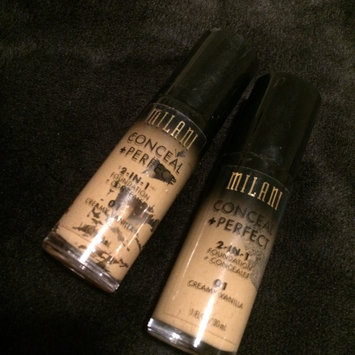 Photo of Milani Conceal + Perfect 2-In-1 Foundation uploaded by Alyssa V.