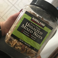 Kirkland Signature Extra Fancy Unsalted Mixed Nuts 2.5 (LB) (Pack of 2) uploaded by Stacy S.