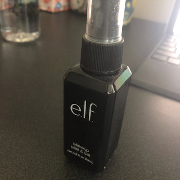 Photo of e.l.f. Studio Makeup Mist uploaded by Reese B.