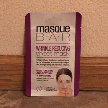 Masque Bar by Look Beauty Wrinkle Reducing Sheet Mask - 3 Mask Sachets uploaded by Miranda F.