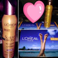 L'Oréal Paris Sublime Bronze™ ProPerfect Salon Airbrush Self-Tanning Mist Medium Natural Tan uploaded by Jessica P.