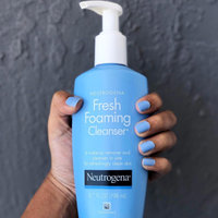 Neutrogena® Fresh Foaming Cleanser uploaded by Mary V.