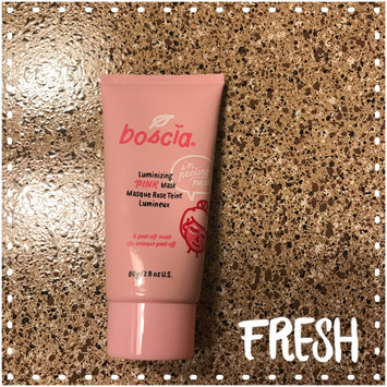 Photo of boscia Luminizing Pink Charcoal Mask uploaded by Song W.
