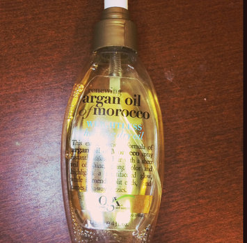 OGX® Argan Oil Of Morocco Weightless Healing Dry Oil uploaded by Daniela G.