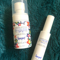 Supergoop! x Milly Defense Refresh Setting Mist Broad Spectrum Sunscreen SPF 50 uploaded by Ashley P.