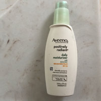 Aveeno® Positively Radiant Daily Moisturizer Broad Spectrum Spf 30 uploaded by Ebonie H.