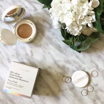 Photo of LANEIGE BB Cushion Foundation SPF 50 uploaded by Kaitlin F.