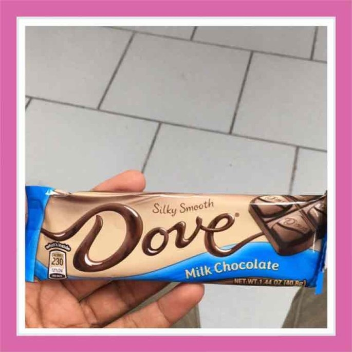 Dove Chocolate Bars uploaded by Yisel C.