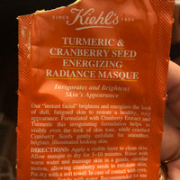 Kiehl's Turmeric & Cranberry Seed Energizing Radiance Mask uploaded by Marim S.