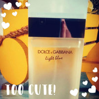 Dolce & Gabbana Light Blue Eau de Toilette uploaded by DAYLEEN D.