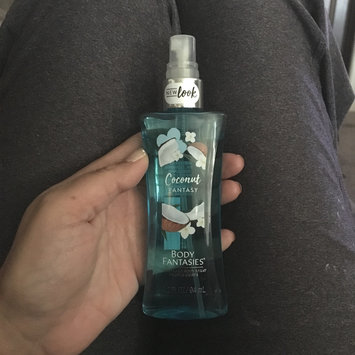 Photo of Body Fantasies Signature Coconut Fantasy for Women by Parfums De Coeur Body Spray 8 oz uploaded by Katie L.