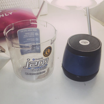Photo of HDMX HMDX JAM Wireless Portable Speaker - Blue (HXP230BLHT) uploaded by Karla C.