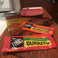 Tina's Burrito Red Hot Beef uploaded by Jay S.