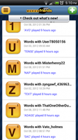 Words with Friends uploaded by Savannah I.