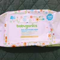 Babyganics Face, Hand & Baby Wipes Fragrance Free - 100 CT uploaded by Alake T.