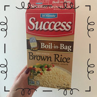 Success Boil-in-Bag Whole Grain Brown Rice - 4 CT uploaded by Stacy S.