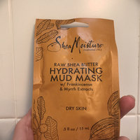 SheaMoisture Raw Shea Butter Hydrating Mud Mask uploaded by Caroline M.