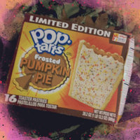 Kellogg's Pop-Tarts Frosted Pumpkin Pie Toaster Pastries uploaded by Faith M.