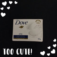 Dove White Beauty Bar uploaded by Suliana S.