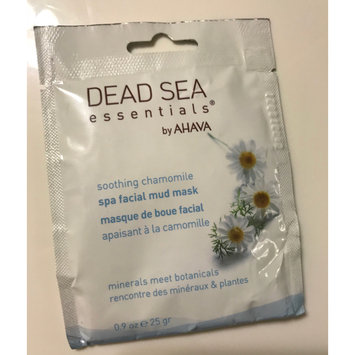 Photo of Dead Sea Essentials by AHAVA Soothing Chamomile Spa Facial Mud Mask uploaded by Brittany W.