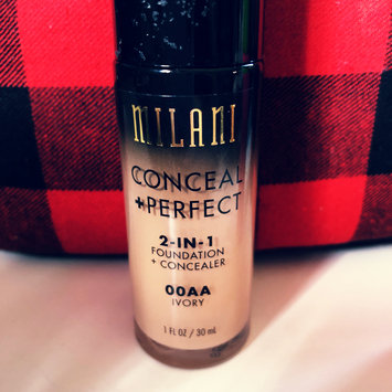 Photo of Milani Conceal + Perfect 2-In-1 Foundation uploaded by Daisy B.