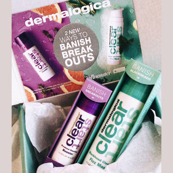 Photo of Dermalogica Clear Start Blackhead Clearing Fizz Mask uploaded by Abigail A.