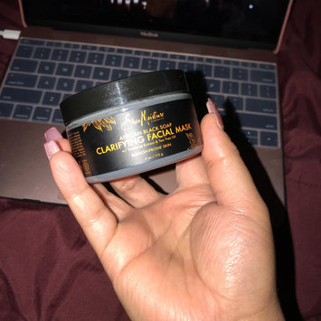 Photo of SheaMoisture African Black Soap Problem Skin Facial Mask uploaded by Guera🌬 B.