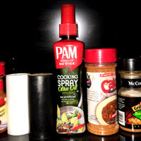 PAM No Stick Cooking Spray Olive Oil uploaded by Amber D.