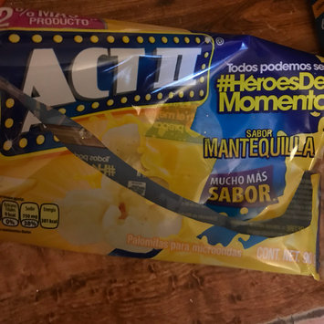 Photo of Act II® Butter Microwave Popcorn uploaded by Zaira G.