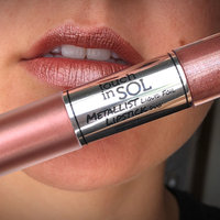 Touch In Sol Metallist Liquid Foil Lipstick Duo uploaded by Alexa G.