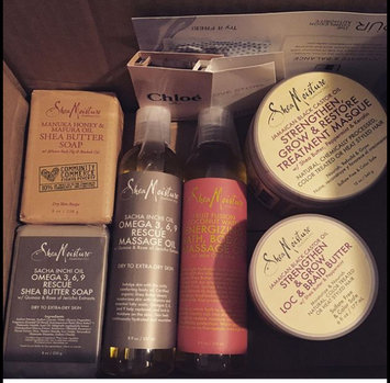 Photo of SheaMoisture Organic Hair and Body Care Set uploaded by Moonyalondon H.