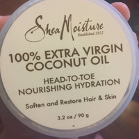 SheaMoisture 100% Extra Virgin Coconut Oil Head To Toe Nourishing Hydration uploaded by Kayla J.