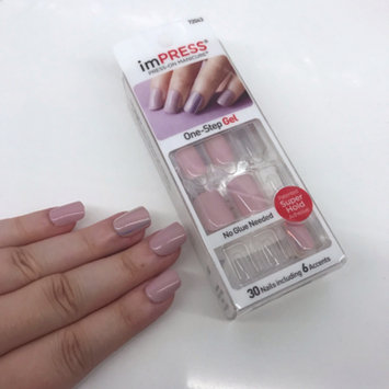 Photo of imPRESS Press-on Manicure uploaded by Noa F.