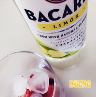 Bacardi Limon Rum uploaded by Una A.