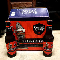 Samuel Adams Octoberfest Beer uploaded by Amber D.