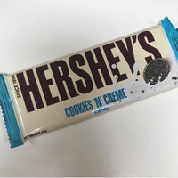 Hershey's Cookies 'n' Creme Candy Bar uploaded by Lizzy M.