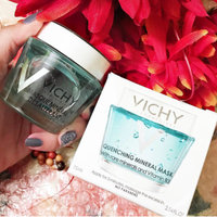 Vichy Quenching Mineral Facial Mask for Dry Skin with Vitamin B3 uploaded by Janiette leidy H.