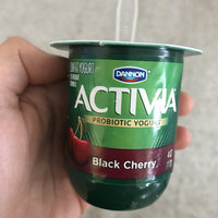 Activia® Black Cherry Probiotic Greek Nonfat Yogurt uploaded by Monica G.