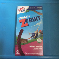 Clif Kid Organic ZFruit Mixed Berry uploaded by heather s.