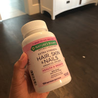 Nature's Bounty Extra Strength Hair Skin & Nails uploaded by Andr'e R.