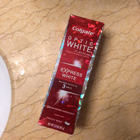 Colgate® OPTIC WHITE® PLATINUM™ EXPRESS WHITE Toothpaste Freshmint uploaded by Sarah H.