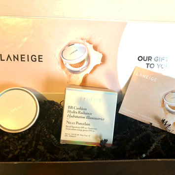 Photo of LANEIGE BB Cushion Foundation SPF 50 uploaded by Shannon M.