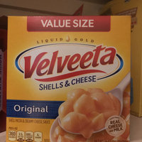 Velveeta Shells & Cheese Family Size Dinner Original uploaded by 🌻Claire E.