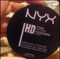 NYX Cosmetics Studio Finishing Powder uploaded by jackie h.