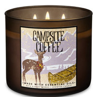 Bath & Body Works Campfire Coffee Scented 3 Wick Candle 14.5oz uploaded by Valeria T.
