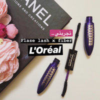 L'Oreal Voluminous X Fiber Mascara uploaded by RASHA a.