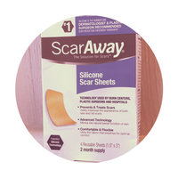 ScarAway® Silicone Scar Sheets uploaded by Elle m.